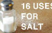 16 ungewöhnliche Verwendungen für Salz