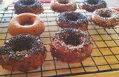 Gebackene Donuts Rezept Nutella