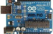 Arduino PID Code für folgende Roboter Linie