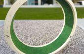 Kuna Puzzle Rad: Gewusst wie: eine modulares Sperrholz Pet Training Übung Rad montieren