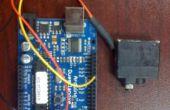 Arduino gesteuert Servo Exerciser