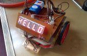 """""""DIY - ausgezeichnete Linie TRACER Roboter ohne Mikrocontroller"""""""