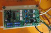 Ampel Kontrolle montieren und 120 VAC Verbindungen