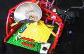 Schokolade 3D-Drucker aus LEGO gemacht