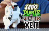 Wie erstelle ich ein LEGO-Yeti von Plants vs. Zombies