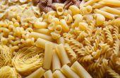 Utilisima - Tipos de Pasta