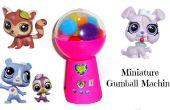 Miniatur Gumball Machine (Spielzeug Craft)