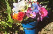 DIY-Alice im Wunderland Blumen