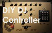 DIY-USB DJ-Controller