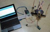 Self Balancing Gyroskop V3 verwenden Arduino und Topf für Neigungssensor