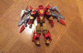 Gewusst wie: Phoenix-Power-Rüstung mit Legos bauen