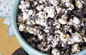Cookies und Cream Popcorn