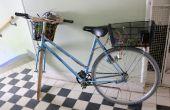 Fahrrad - powered Arduino Wasseraufbereitungssystem (mit UVC-Licht)