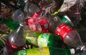 Schnelle und einfache Gehöft verwendet für Kunststoff Flaschen (PET)
