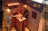 Tolle Kids-Projekt: Einfach Barbie Diorama