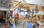 Artikuliert Drehwerkzeug Stand (ARTS)