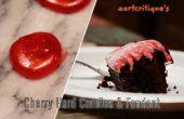 Old Fashioned Cherry Bonbons und Cherry Fondant