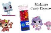 Miniatur-Süßigkeit-Dispenser-Spielzeug