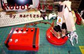Einfach und unkompliziert Arduino Roboterarm