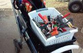 Werkzeug Wagen (neu gedachte Kinderwagen)
