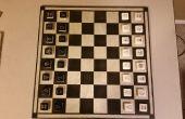 Schachfiguren aus Mosaik-Fliesen machen