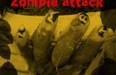 DIY Zombie duftende Glow In The Dark Fingernägel