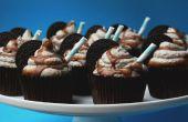 Cookies & Creme Oreo Milchshake Cupcakes