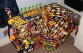 Knex Ballmaschine - Projekt schwindlig.