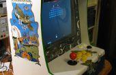 Retro-Arcade-Maschine