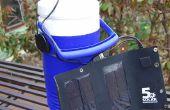 Persönliche Solar Powered Klimagerät