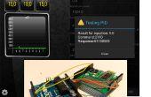 Einfach Android Display für Arduino mit Drehmoment-App