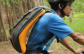 Rucksack für den Radsport