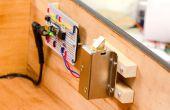 Geheime klopfen erkennen Schublade Lock(origional)