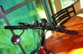 Soporte Casi Instantáneo p / Reparar Bici (fast sofortige Fahrrad Montageständer)
