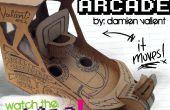"Arcadem Cardboredem ""HOOPZ""-Mini-Basketball-Arcade-Coinbank"