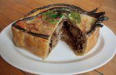 Pie-Eyed Meat Pie: Betrunkene Pulled Pork