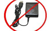 Ein Gameboy Advance SP USB-Ladekabel zu machen: Ihr GBA von einem PC oder Handy-Ladegerät aufladen