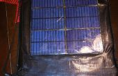 Die Darth Solar Powered Raum Ingenieur Clip Board & Rucksack Gehäuse