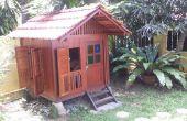 Malaiische / balinesischen Stil Playhouse