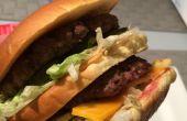 Big-Mac - hausgemachte Burger Ruhm