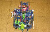 Instructables-Roboter, der Knex!