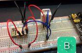 Esp8266-12 Blynk drahtlose Temperatur, Feuchtigkeitssensor DHT22