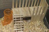 Ess-Stäbchen Hamster Struktur