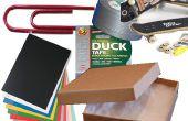Wie erstelle ich einen Tech Deck Park in einer Box