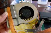Wie sauber Laptop Lüfter und Anwenden Wärmeleitpaste auf der CPU und GPU