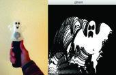 Eine Ghost-Spielzeug zu hacken und zeichnen ein Ghost-Programms