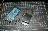 Einschalten der Arduino Mega mit einer Lithium-Batterie