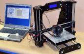 Migbot Prusa I3 3D-Drucker - Montage und Gebrauch