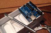 Arduino treffen iPhone Gehäuse