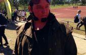 Mein DIY Hellboy-Kostüm